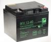 Blybatteri 12 volt - 40AH
