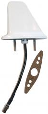 Ekstern aerodynamisk FLARM antenne